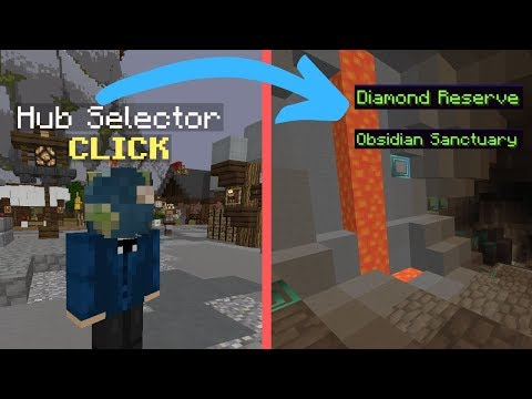 HOW TO GET TO ALL MINES (Complete Walk-through) | Hypixel Skyblock