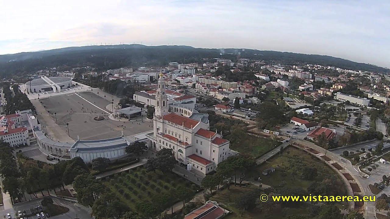 Vista Aérea Del Strip Las: Santurário De Fátima