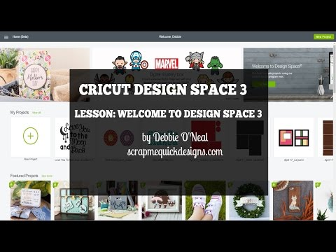 Video] New Design Space 3 Available Now ! - Scrap Me Quick Designs