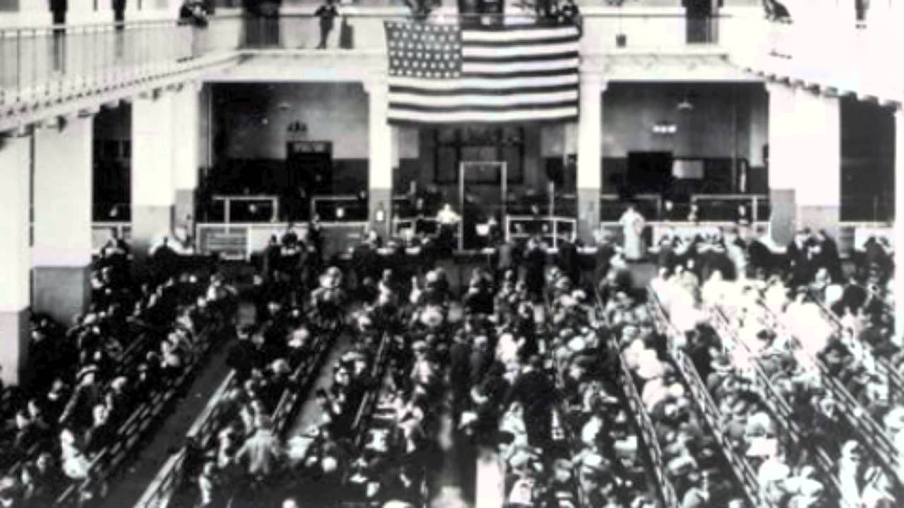 Gilded Age Immigration - YouTube