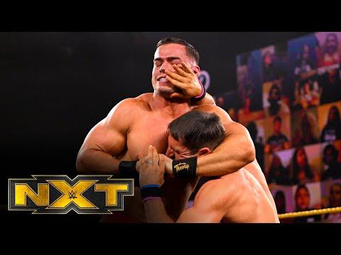 Johnny Gargano vs. Austin Theory: WWE NXT, Oct. 14, 2020