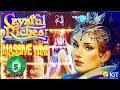 ++NEW Crystal Riches slot machine, Interesting Bonus