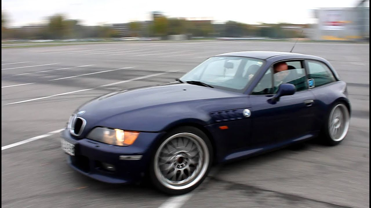X8 Bmw >> BMW Z3 2.8 coupe drift - YouTube