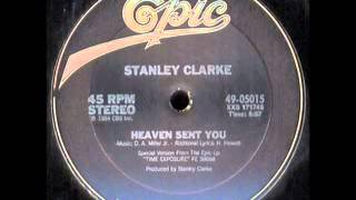 "STANLEY CLARKE FT. HOWARD HEWETT ""Heaven Sent you"""