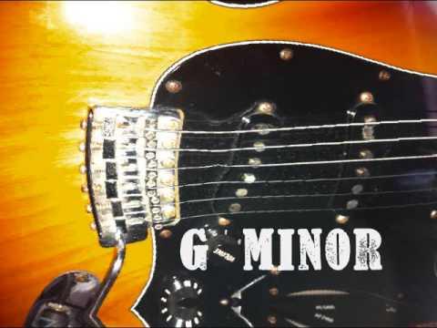 Hip Hop Groove Backing Track - G Minor (Aeolian Mode)