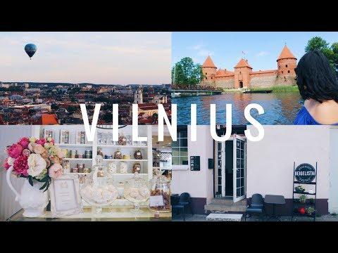 VILNIUS VLOG - LITHUANIA 🇱🇹  | viola helen