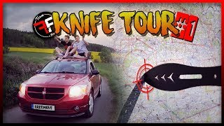 KNIFE TOUR CHALLENGE #1 | Freemove