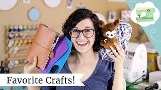 How I Express Creativity - My Favorite Crafty Mediums   @laurenfairwx