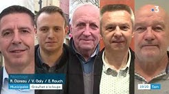 Municipales 2020 à Graulhet (Tarn) : il sont 5  pour succéder au socialiste Claude Fita