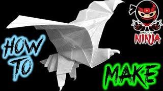 How To Make: Origami Eagle
