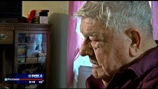 Military medals stolen from N. TX WWII veteran