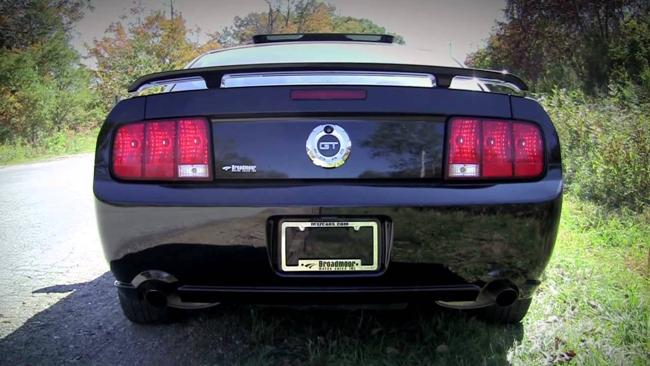 mustang gt review 300 hp - youtube