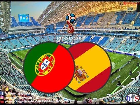 Rádio Antena 1 - Portugal x Espanha - Relato dos Golos