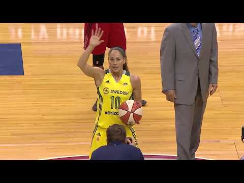 Top 10 Plays of the 2017 WNBA Regular Season!