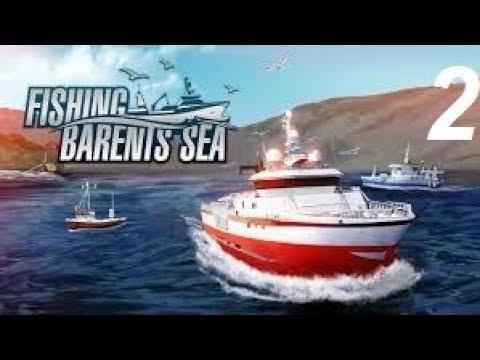 Fishing Barents Sea Part 2, The Harbors, Ships Seller, Crew, Pimping Boat Guide
