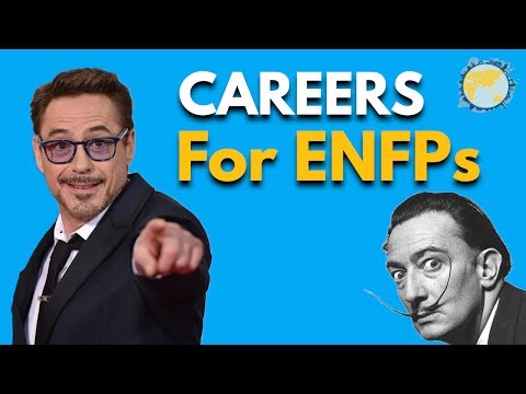 The Right Career and Major For ENFPs - How To Choose