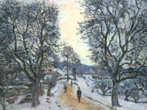 """Joseph von Eichendorff """"Winternacht"""""""