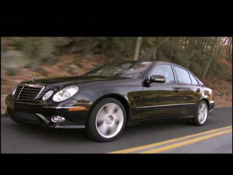 2009 mercedes benz e550 youtube. Black Bedroom Furniture Sets. Home Design Ideas