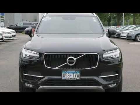 Used 2016 Volvo XC90 Saint Paul MN Minneapolis, MN #G90544A