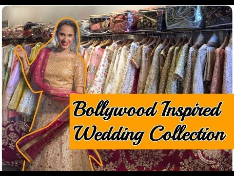 Bollywood inspired Wedding lehengas in mumbai | Rajkumari Fashion| the_fabcan | Harshita