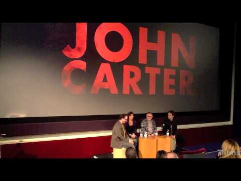 John Carter Preview | Sue Rowe Interview | Research For Mars Visual Effects HD