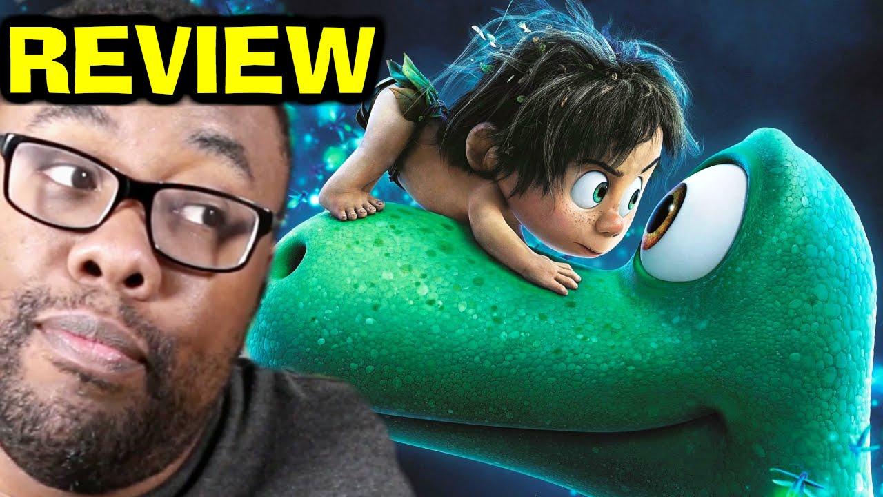 Download THE GOOD DINOSAUR Movie Review : Black Nerd