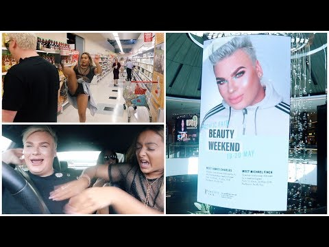 VLOG | Shopping, Kris Bday, + Im on a Billboard!