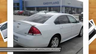 2012 Chevrolet Impala Shreveport LA GM6650
