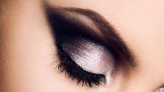 Урок макияжа для карих глаз