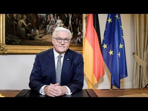 Almanya Cumhurbaşkanı Steinmeier: Covid-19 salgını insanlığımız için bir sınav