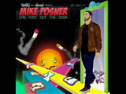 Кліп Mike Posner - Red Button