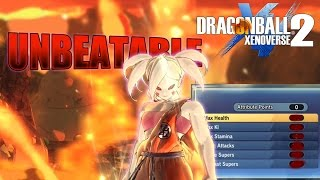 UNBEATABLE BUILD!!! FOR ANY RACE (CHEAP ASF) |XENOVERSE 2|