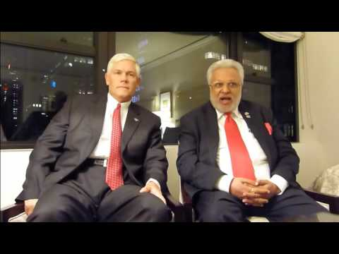 SMEStreet Interview  Pete Sessions, US Congressman & Shalabh Kumar Of NIAPPI Business Council i