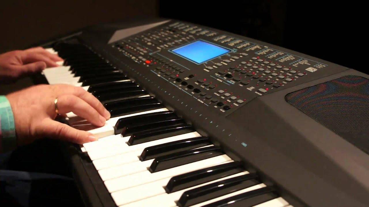 ketron x1 keyboard bij muziekcentrum oostendorp youtube. Black Bedroom Furniture Sets. Home Design Ideas
