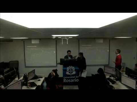 Trading en vivo - Laboratorio Financiero Universidad del Rosario