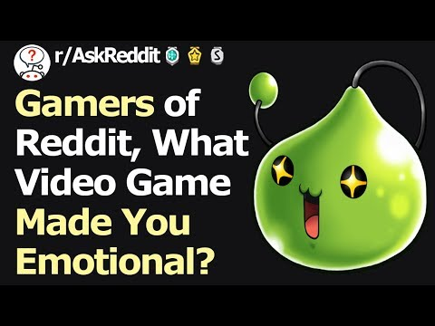 Video Games That Make You Cry | Most EMOTIONAL Video Games