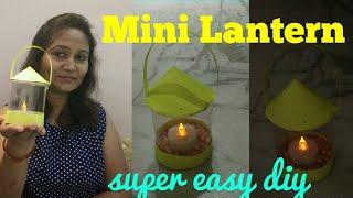 Best Out Of Waste,waste bottle craft,lantern, anvesha s creativity