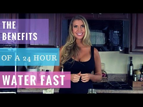 how to break a 5 day water fast