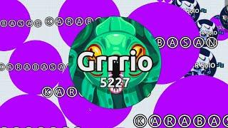 Gambar cover SOLO VS SLOW TEAMS IN AGARIO (Agar.io Gameplay)