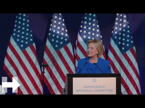 Hillary Clinton Speech at the Democratic National Committee Summer Meeting | Hillary Clinton