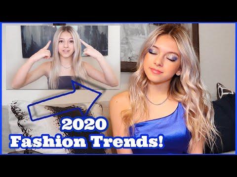 Fashion Trends for 2020 | Euphoria Makeup Tutorial | Coco Quinn