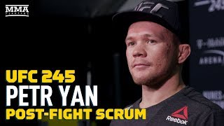 Petr Yan Won't Call Out Next Opponent, But Feels He Deserves Title Shot - MMA Fighting