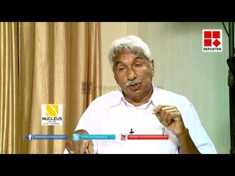 Close Encounter With Chief Minister Oommen Chandy