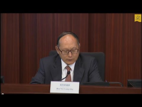 Special meeting of Finance Committee(2014/04/01)-Constitutional and Mainland Affairs