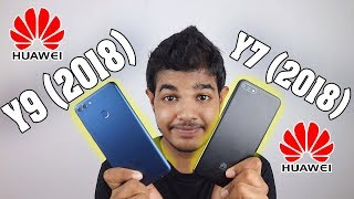 Huawei Y9 2018 & Y7 2018 - සිංහලෙන්