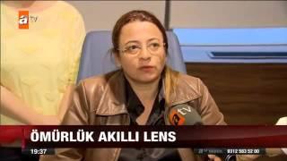 Ömürlük Akıllı Lens - (Göz İçi Mercek)
