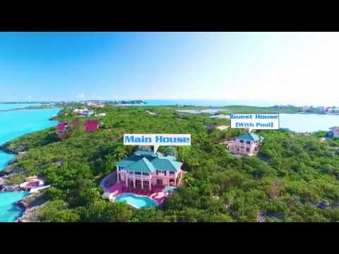 Turks and Caicos Islands - Emerald Shores 9 Bedroom Vacation Rental