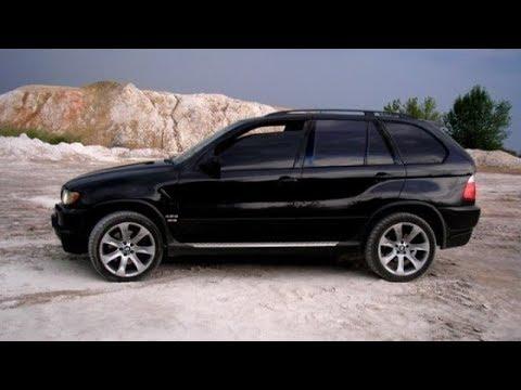 BMW X5 E53 | Расходы спустя год владения.