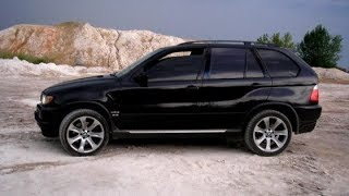BMW X5 E53   Расходы спустя год владения.