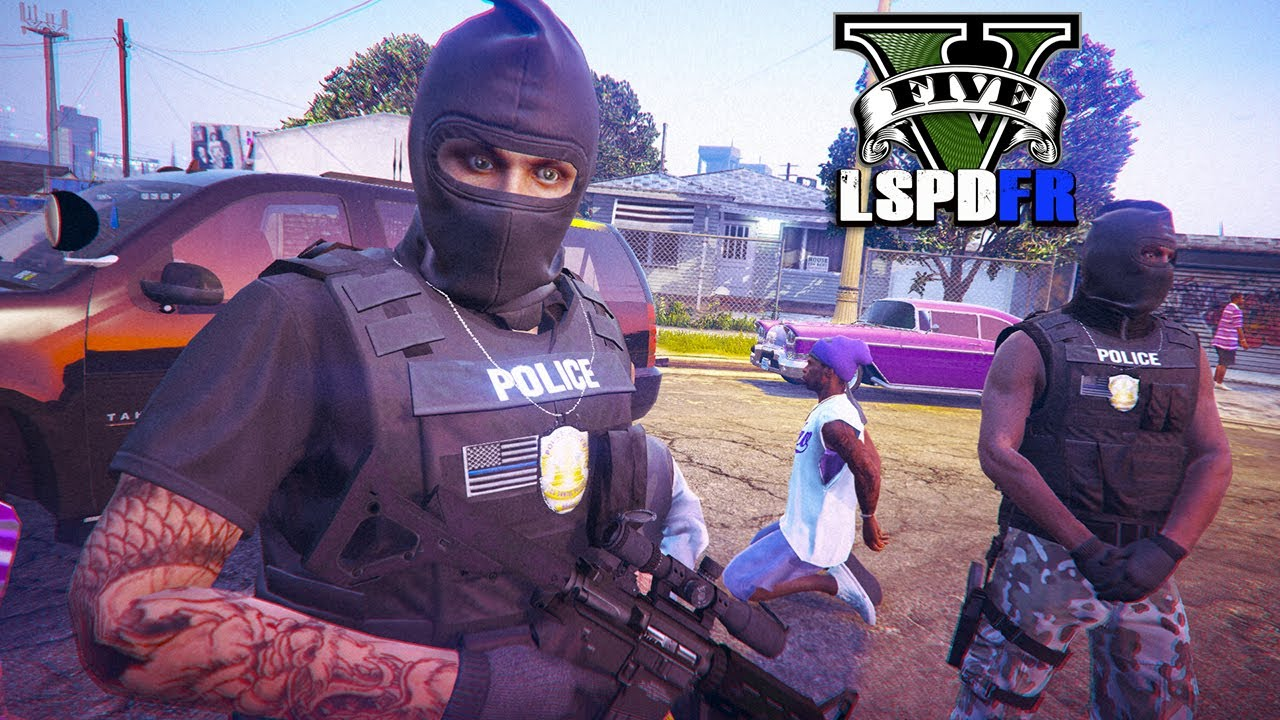 Masked Undercover Police | GTA 5 LSPDFR 0 4 3 Ep #637
